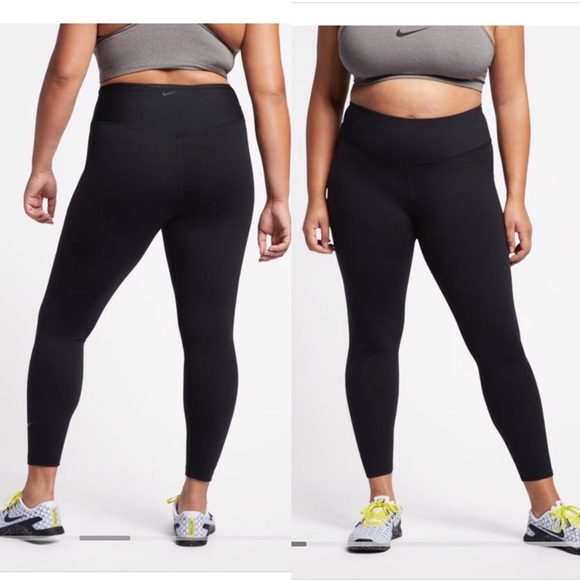 ea68fbf96c89f9 Nike Pants | Power Sculpt High Rise Training Tights | Poshmark
